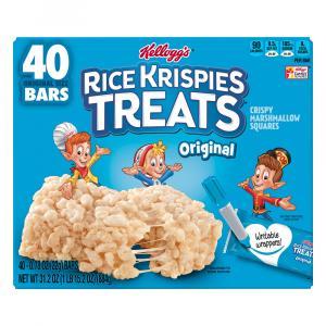 Kellogg's Rice Krispies Treats Original Bars