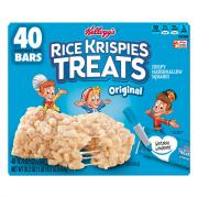 Kellogg's Rice Krispies Treats Original Bars