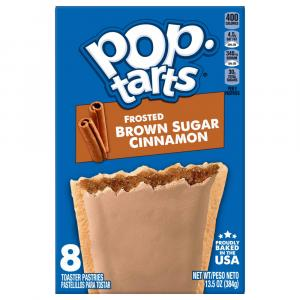 Kellogg's Frosted Brown Sugar & Cinnamon Pop-Tarts