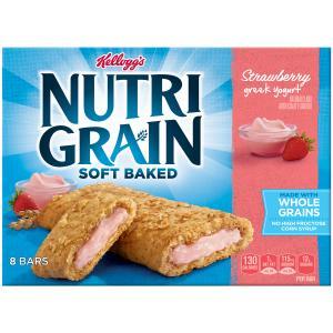 Kellogg's Nutri-grain Strawberry Yogurt Bars