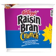 Kellogg's Raisin Bran Crunch in a Cup
