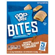 Kellogg's Pop-Tarts Bites Frosted Brown Sugar Cinnamon