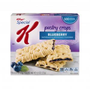 Kellogg's Special K Blueberry Fruit Crisps