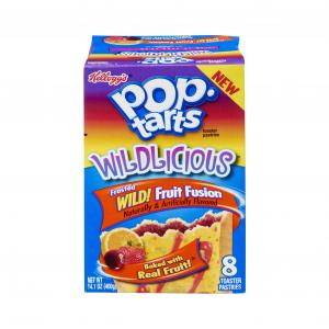 Kellogg's Pop Tarts Wildlicious Fruit Fusion