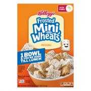 Kellogg's Frosted Mini Wheats Original Cereal