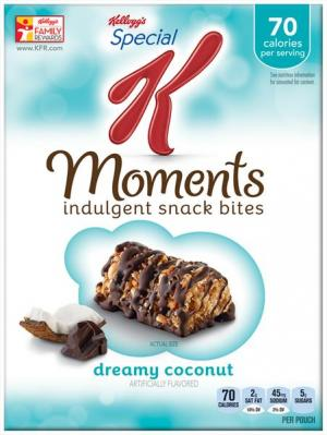 Kellogg's Special K Special Moments Coconut Dark Chocolate