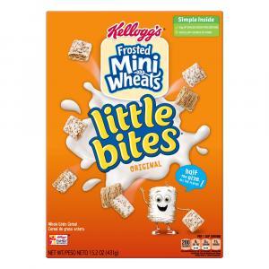 Kellogg's Original Mini Wheats Little Bites