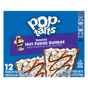 Kellogg's Hot Fudge Sundae Pop-tarts