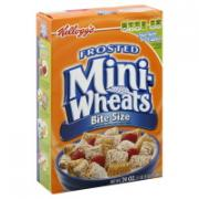 Kellogg's Frosted Mini Wheats Cereal Original