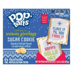 Kellogg's Sugar Cookie Pop-Tarts