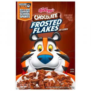 Kellogg's Chocolate Frosted Flakes