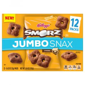 Kellogg's Jumbo Snax Smorz