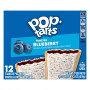 Kellogg's Frosted Blueberry Pop-Tarts