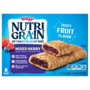 Kellogg's Nutri-Grain Mixed Berry Bars