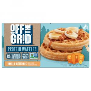 Off The Grid Vanilla Buttermilk Waffles