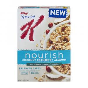 Kellogg's Special K Nourish Multi-grain Flakes With Quinoa