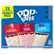 Kellogg's Frosted Pop-Tarts Variety Pack