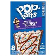 Kellogg's Hot Fudge Sundae Frosted Pop-Tarts