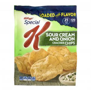 Kellogg's Special K Sour Cream & Onion Cracker Crisps