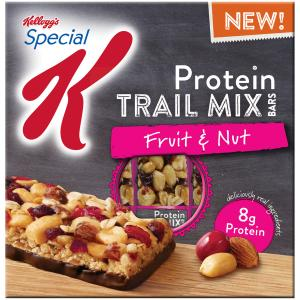 Kellogg's Special K Fruit & Nut Protein Trail Mix Bars