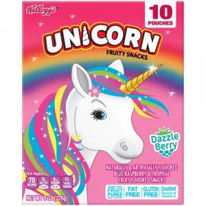 Kellogg's Unicorn Fruit Snacks