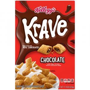 Kellogg's Krave Chocolate Cereal