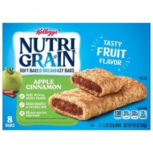 Kellogg's Nutri-Grain Apple Cinnamon Bars