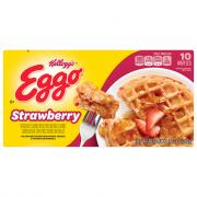 Eggo Strawberry Waffles