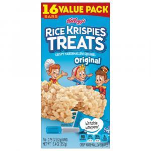 Kellogg's Original Rice Krispie Treats