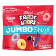 Kelloggs Froot Loops Mega Snax