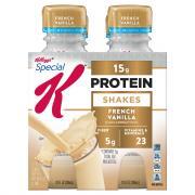 Kellogg's Special K French Vanilla Protein Shakes