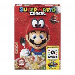 Kellogg's Super Mario Cereal