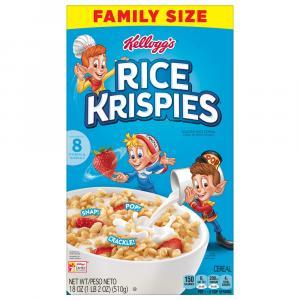 Kelloggs Rice Krispies Large Size