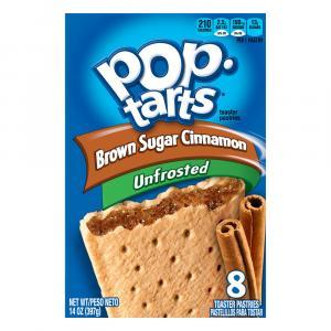 Kellogg's Brown Sugar Cinnamon Pop-tarts