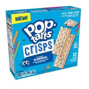 Kellogg's Pop-Tarts Crisps Frosted Blueberrific
