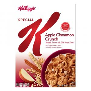 Kellogg's Special K Apple Cinnamon Crunch Cereal