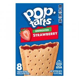 Kellogg's Strawberry Pop-Tarts