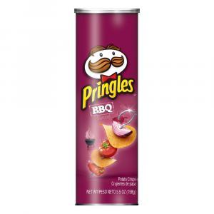 Pringles Bbq Potato Crisps