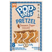 Kellogg's Pretzel Brown Sugar Cinnamon Pop-Tarts