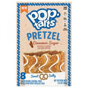 Kellogg's Pretzel Brown Sugar Cinnamon Pop-Tarts