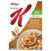 Kellogg's Special K Vanilla & Almond Cereal