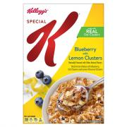 Kellogg's Special K Blueberry with Lemon Clusters Cereal
