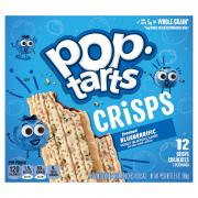 Kellogg's Pop-Tarts Crisps Frosted Blueberry