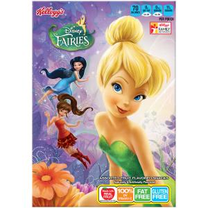 Kellogg's Fruit Snacks Disney Fairies