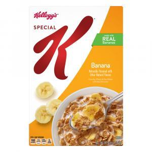 Kellogg's Special K Banana Cereal