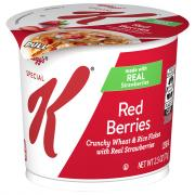 Kellogg's Special K Red Berries Cup