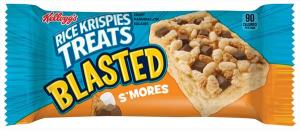 Rice Krispies S'mores Treats
