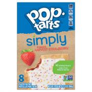Kellogg's Simply Frosted Harvest Strawberry Pop-Tarts