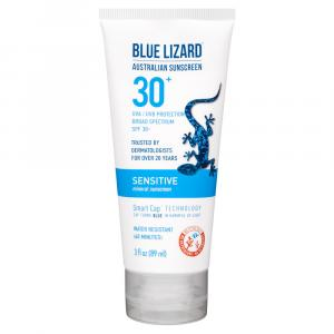 Blue Lizard Sensitive Sunscreen Lotion SPF 30