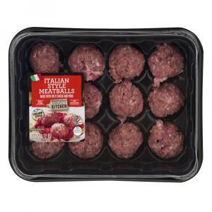Today's Kitchen Italian Style Meatballs